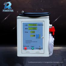 Distributeur de carburant de pompe à essence d'huile électrique 220v pour les camions-citernes de carburant