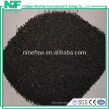 Petcoke de graphite vert à faible densité de carbone à faible teneur en carbone Fournisseurs