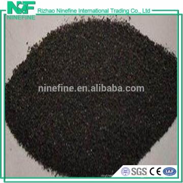 Proveedores de Petcoke del grafito del verde de la baja densidad del sulfuro bajo del alto carbono