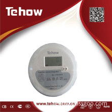 LCD display single phase two wire energy meter