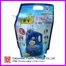 Stand up Spout Pouch for Laundry Packaging/Liquid Detergent Bag