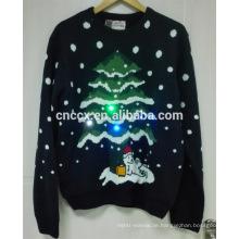 16PKCS06 2016 Erwachsene LED Lichter Pullover für Weihnachten Weihnachten Pullover