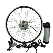 350W Rucksack Batterie billig elektrische Umrüstung Bike Kit