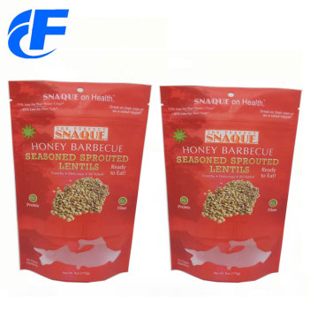 OEM Recyclable Aluminum Foil Plastic Food Packaging Bag