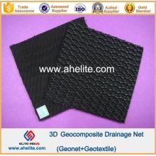 Geoneet Composite Geoteixtle Flownet Medios de drenaje