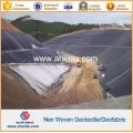 Pet PP Geotextiles HDPE LDPE LLDPE PVC Geomembranes (Liste de produits)