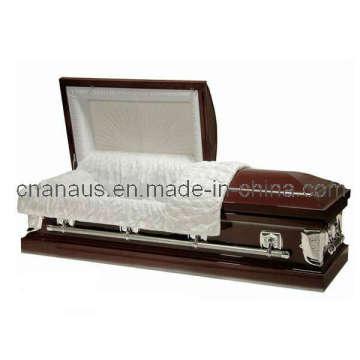 US Style 20 Ga Steel Casket (2052046)