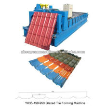 Stahlprofil Produktionslinie