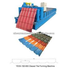 Línea de producción de perfil de acero
