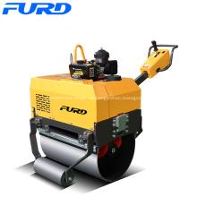 Rodillo compactador hidráulico manual de 500 kg (FYL-750)