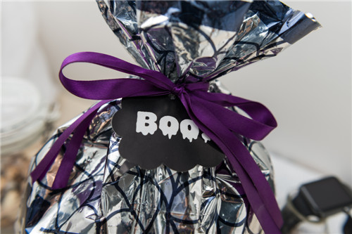 Halloween Plastic Bag