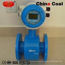 Flujómetro de la masa de la lechada del vapor del aire del pequeño gas líquido Dn50