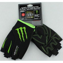 Mountain bike finger less gloves bicycle sports oneal  half finger glove