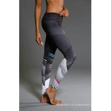 Mulheres treino Yoga Wear Fitness Calças Justas Femininas