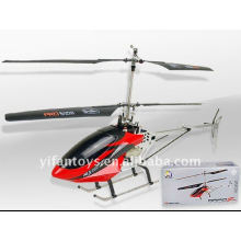8831 Rc 2.4G helicóptero de metal de escala media 4ch con girocompás