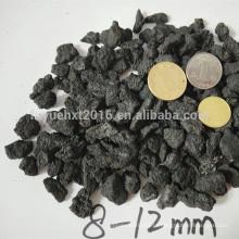 material de filtro de coque, coque para agente industrial de tratamento de água, agente de purificação de águas residuais
