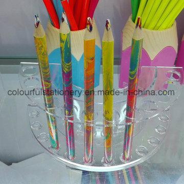 Rainbow Color Pencil Set