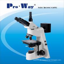 Microscópio metalúrgico de alta qualidade profissional (XSZ-PW146M)