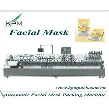China fabricante de máscara facial que hace la máquina