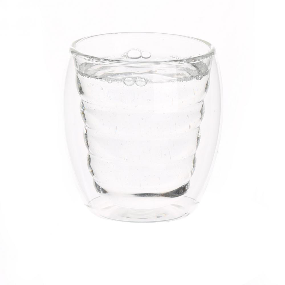Double Wall Thermal Glasses And Cups For Water