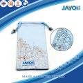 Custom Microfiber Fabric Drawstring Pouch