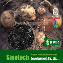 Гумизоновые кондиционеры для почвы: 90% калия гумат-хлопья (H090-F)
