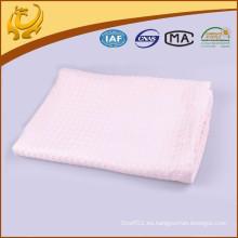 2015 nuevo estilo de primera calidad al por mayor tejido celular de bambú manta de bebé
