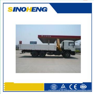 XCMG 12 toneladas caminhão montado guindaste Sq12zk3q
