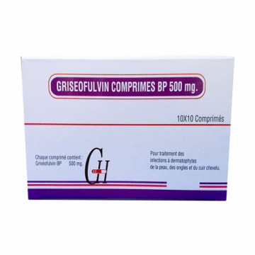 Griseofulvin 500mg Tablets