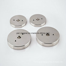 Permanent Neodymium Magnet for Automobile (T/S 16949, SGS14001)