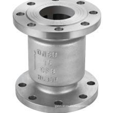 Válvula de retención antideslizante de acero fundido