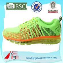 China Lightweight atlético Topo ar bom correndo max calçados instrutores