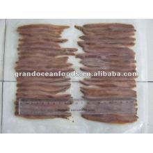 Gesalzene Filets der Sardellen