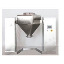 Best Price for for Two-Dimension Mixer Square Cone Rotating Mixer Machine supply to Yemen Suppliers