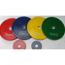 Олимпийский пластина резиновая вес (usnv82143)