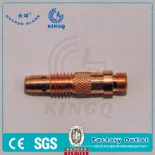 Copper TIG Welding Collet Body Série Wp-26 10n