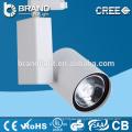 Hohe Helligkeit 3 Jahre Garantie 95lm / w 4 Drähte 25w COB LED Schienen-Licht