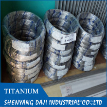Láminas de aleación de titanio y titanio en rollos