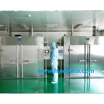 CT Series Fruit Tray Drying Machine
