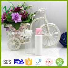 2016 venta caliente 30ml ronda PET vacía crema de botella de plástico para el cuidado de la piel