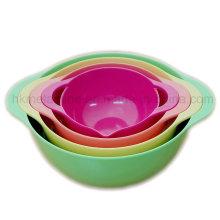 Melamine Nesting Bowl Set with Handle (BW278)