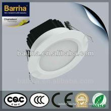 LED 3 * 1W luz para iluminación de interiores wirh CE RoHS CQC VDE de techo