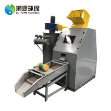 Máquina de reciclagem de moagem de granulador de fio de cobre