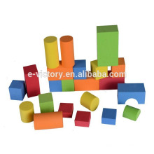 Bloc de construction de Eva educational building block eva 36pcs géant bloc de construction