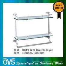 estante del baño estante del cuarto de baño del estante del cuarto de baño hecho en China: B019