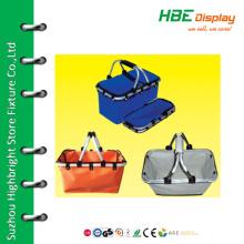 Модные сумочки складные корзины для пикника