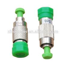 FC аттенюатор волокна APC 0db 3db 5db 7db 10db 15db 20db