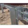 Galvanized W Beam Highway Guardrails
