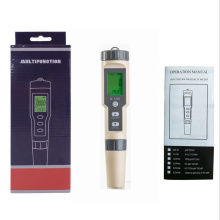 High Quality Waterproof TDS Meter Water Conductivity Sensor TDS EC PH Meter