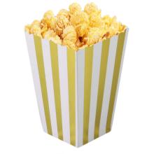 Paket Popcorn Kotak Makanan Kustom